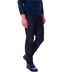 trussardi jeans 380 icon night blue jeans