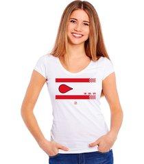camiseta piquet tri