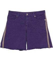 cristinaeffe denim shorts