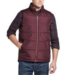 weatherproof vintage men's zip-front vest