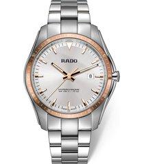 men's rado hyperchrome braclet watch, 45mm