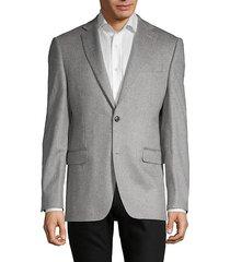 classic cashmere jacket