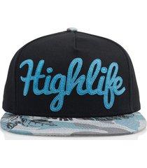 gorra negra official highlife