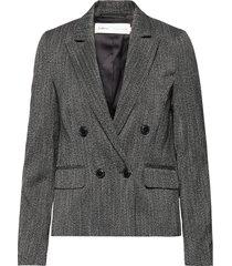 janickaiw blazer blazer grijs inwear