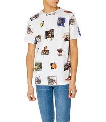 'harold's photos' print t-shirt