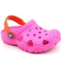crocs clog infantil swiftwater