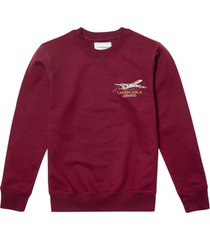 bordeaux casa airways pull-over