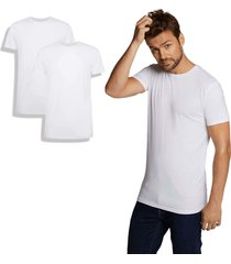 bamboo basics heren t-shirt ronde hals -
