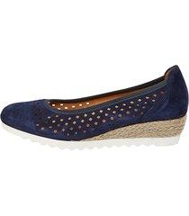 skor gabor mörkblå