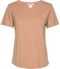 tee t-shirts & tops short-sleeved beige hope