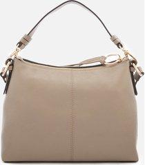 see by chloé women's joan small hobo bag - motty grey
