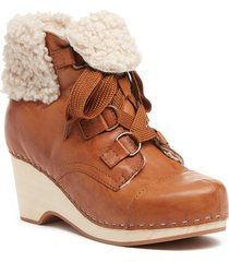 women's kelsi dagger brooklyn junior lace-up bootie