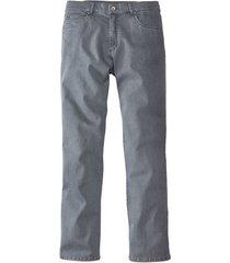 bio-jeans met stretchcomfort, grey 32/l32
