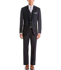 lauren by ralph lauren men's classic fit suit separates pants navy - size: 36w x 29l