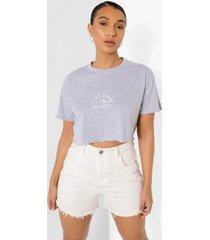 kort lake tahoe t-shirt, grey marl