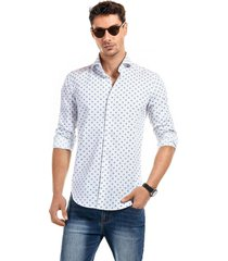 camisa nantes  azul new man