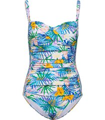 goa swimsuit baddräkt badkläder multi/mönstrad missya