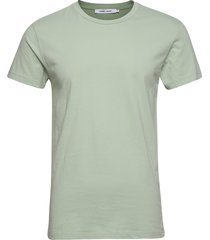 kronos o-n ss 273 t-shirts short-sleeved grön samsøe samsøe