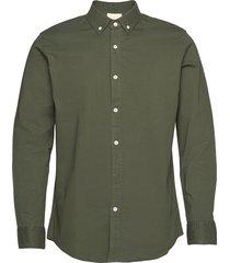 alex shirt skjorta casual grön fram