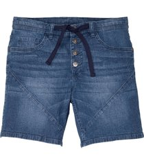shorts lunghi regular fit (blu) - rainbow