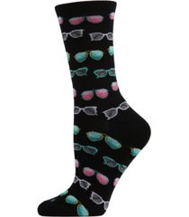memoi future so bright women's novelty socks