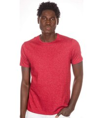 camisetas khelf camiseta masculina alongada mescla vinho - vinho - masculino - dafiti