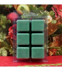 holiday scented 3.2 oz soy wax tart/melts - for use with scentsy warmers