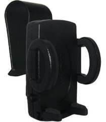 amzer universal sun visor car mount - mount - bulk packaging - black