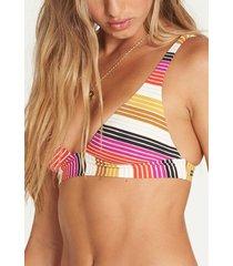 bikini sosten shady lane multicolor billabong