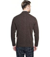 sweter cheney kr brąz