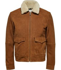 shawn suede jacket