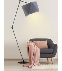 designerska lampa podłogowa osaka