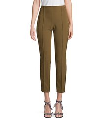 gramercy high-rise cropped pants