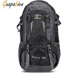 mochila/ senderismo al aire libre escalada montañismo-negro