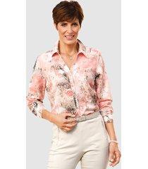 blouse paola perzik