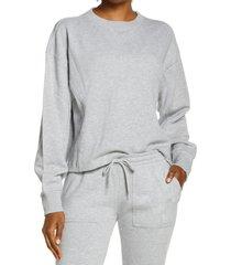 women's zella coastal french terry pullover
