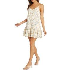 women's willow salinas floral tiered sleeveless dress
