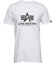 basic t-shirt t-shirts short-sleeved vit alpha industries