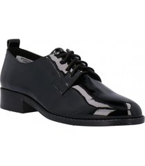 zapato henley negro mujer nine west