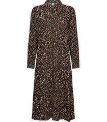 sc-lioba dresses shirt dresses brun soyaconcept