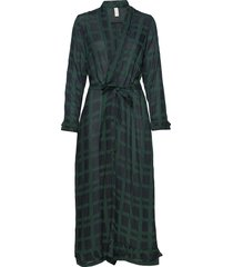 terry robe morgonrock grön underprotection