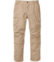 pantaloni modulabili con cinta comoda (beige) - bpc bonprix collection
