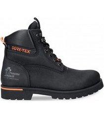 panama jack boots men amur gtx urban c1 nobuck negro black