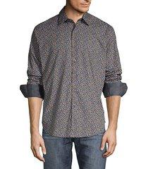 classic-fit long-sleeve shirt