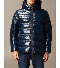 rossignol jacket cesar sh rossignol down jacket in shiny nylon