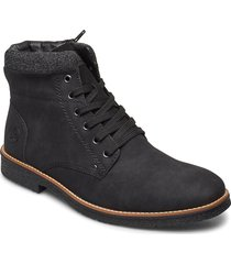 33640-01 shoes boots winter boots svart rieker