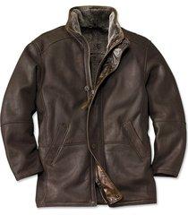 world's finest shearling coat / world's finest shearling coat, 44