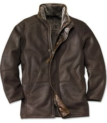 world's finest shearling coat / world's finest shearling coat, 44