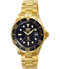 reloj invicta 10642 oro acero inoxidable