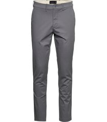 anf mens pants chinos byxor grå abercrombie & fitch